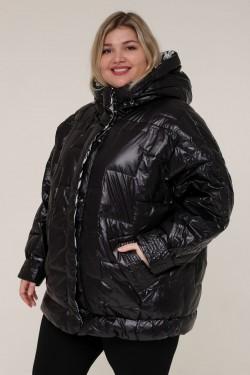 Женская зимняя куртка 20322 Черный