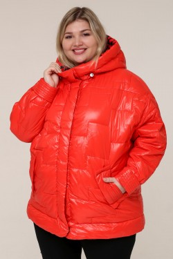 Женская зимняя куртка 20322 Красный