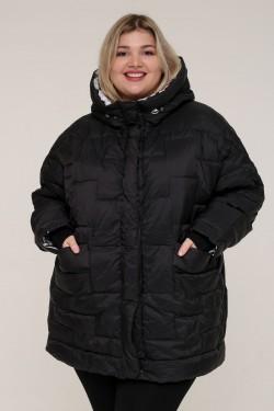 Женская зимняя куртка 20366 Черный
