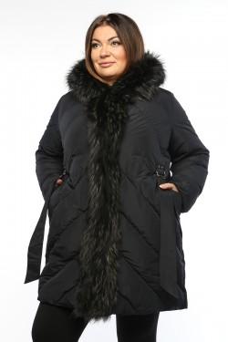 Женская куртка, 19326-1, Синий