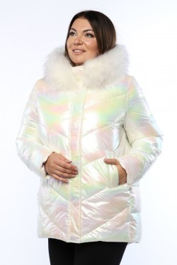 Женская куртка, 19568, Белый