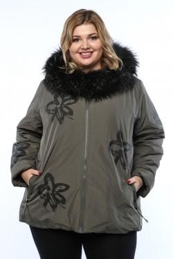 Женская куртка, 19399, Хаки