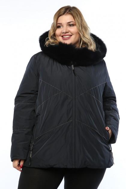 Женская куртка, 19311, Синий