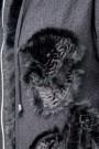 Женское пальто, Кадриль, Черный