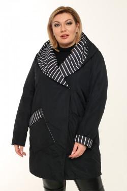 Женское пальто весна-осень 20223 Черный