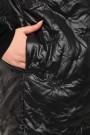 Женская безрукавка весна-осень 20863 Черный