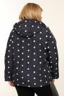 Женская  куртка весна-осень 211-17 Черный