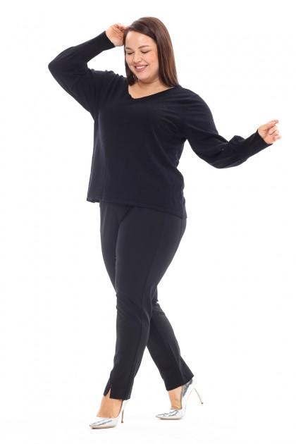 Женские брюки 015 Черный