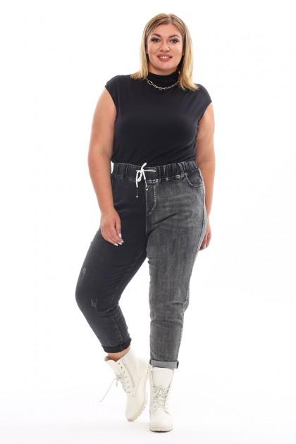 Женские джинсы 7902 Черный